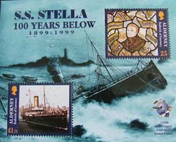 1999 issue of Sella commemorative stamps